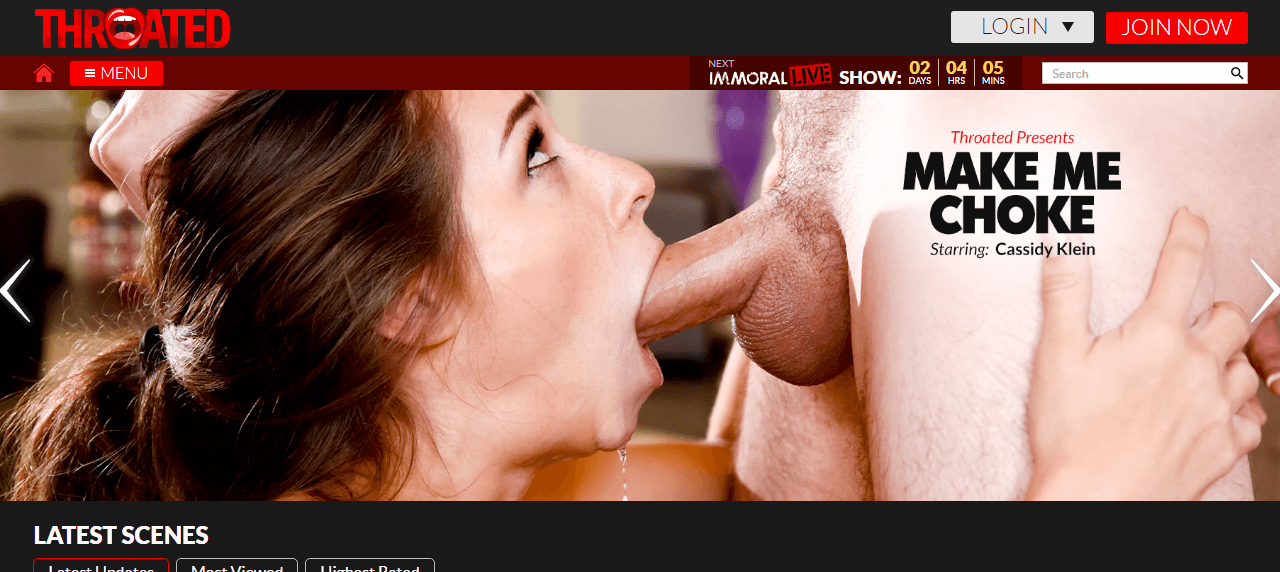 Review Throated